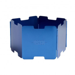 Vargo aluminum windscreen blue