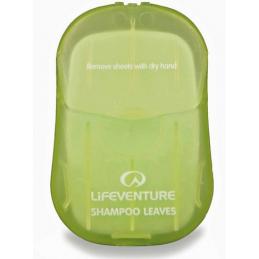 Lifeventure Shampoo leaves...