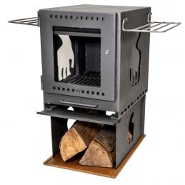 Nordisk torden wood burner set