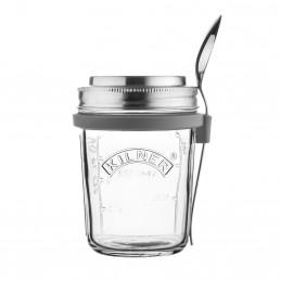 Kilner breakfast jar set