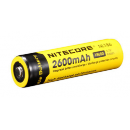 Nitecore NL1826 Li-ion...