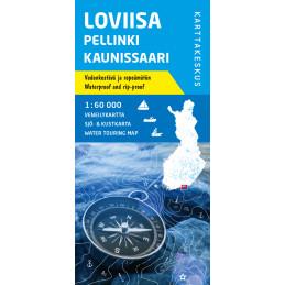 Karttakeskus Loviisa...