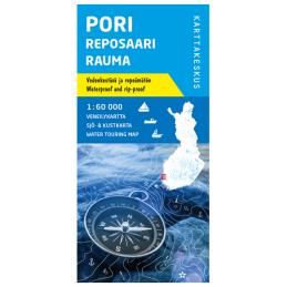 Karttakeskus Pori Reposaari...