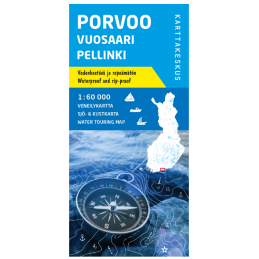 Karttakeskus Porvoo...