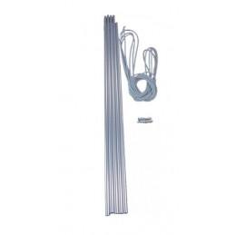 Vango Alloy Pole Set 9.5mm
