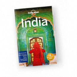 Lonely Planet Intia matkaopas