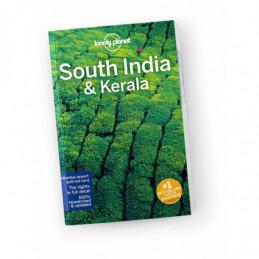 Lonely Planet Etelä Intia &...