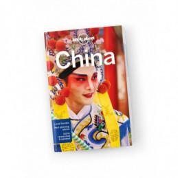 Lonely Planet Kiina matkaopas