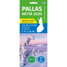 Karttakeskus Pallas Hetta...