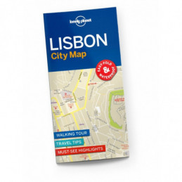 Lonely Planet Lissabon...