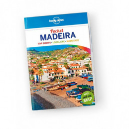 Lonely Planet Madeira...