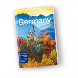Lonely Planet Saksa matkaopas