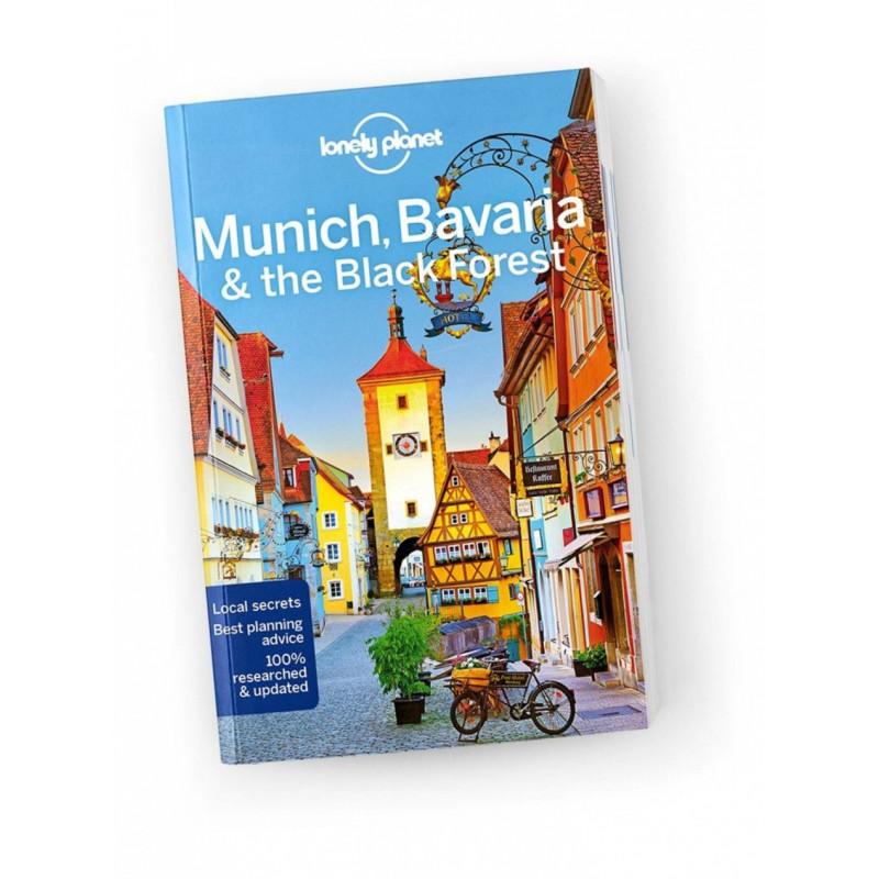 Lonely Planet München, Baijeri & the Black Forest matkaopas