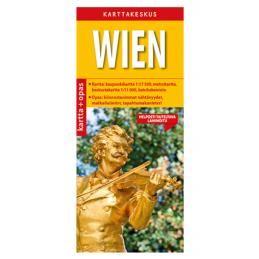 Wien kartta+opas