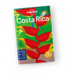 Lonely Planet Costa Rica...