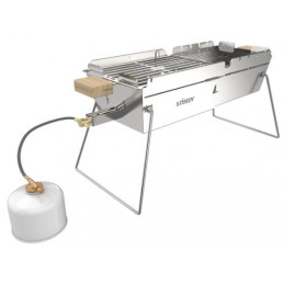 Knister Gas Grill 30-60cm