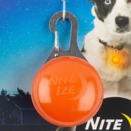 NITEIZE SPOTLIT LED orange