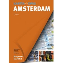 Otava Amsterdam matkaopas +...