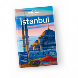 Lonely Planet Istanbul...