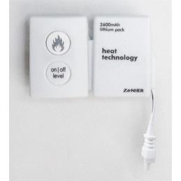 Zanier Heat battery 2600 mAh