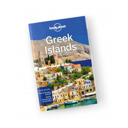 Lonely Planet Kreikan...