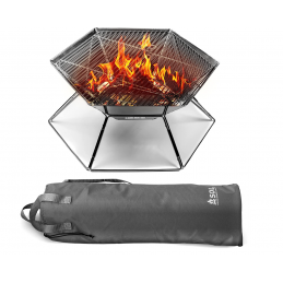 SOL Flat Pack Fire Pit