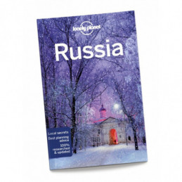 Lonely Planet Venäjä matkaopas