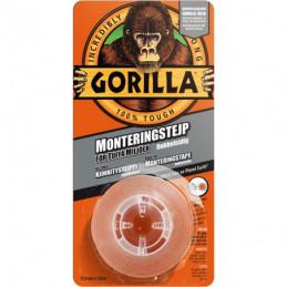 Gorilla asennusteippi 1,52m...