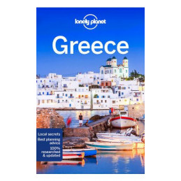 Lonely Planet Kreikka...