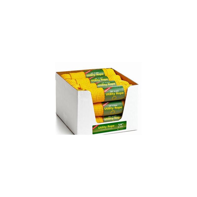 Coghlans yleisköysi keltainen 6mm x 15m