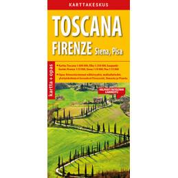 Karttakeskus Toscana ja...