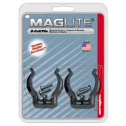 Maglite D seinäkiinnikepari