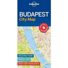 Lonely Planet Budapest...