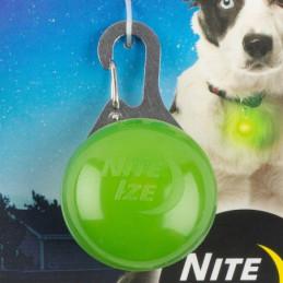 NITEIZE SPOTLIT LED lime...