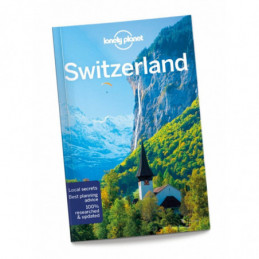 Lonely Planet Sveitsi...