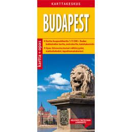 Karttakeskus Budapest...