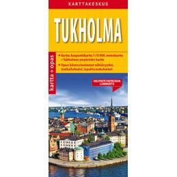 Karttakeskus Tukholma...