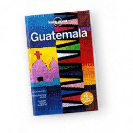 Lonely Planet Guatemala...