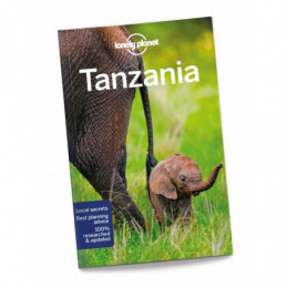 Lonely Planet Tansania...