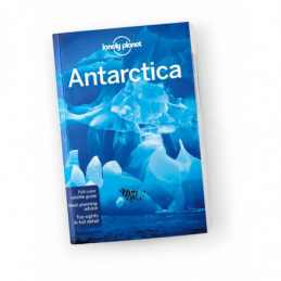 Lonely Planet Antarktis...