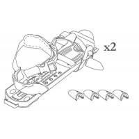 TSL Snowshoe Accessories