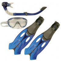 Snorkels and Flippers