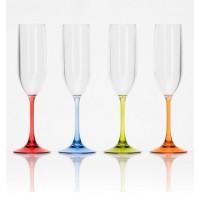 Plastic Champagne Glasses